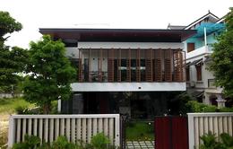 Sự cân bằng hoàn hảo: Đưa thiên nhiên vào ngôi nhà phố