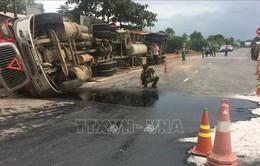 Tai nạn giao thông nghiêm trọng tại Quảng Trị