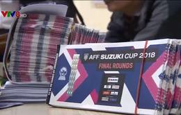 VFF tiếp tục bán vé online trận chung kết lượt về AFF Cup