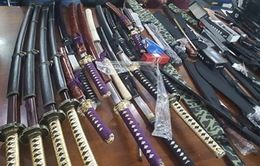 Triệt phá ổ nhóm buôn bán vũ khí trái phép qua mạng xã hội