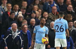 Raheem Sterling bị kỳ thị chủng tộc trong trận Chelsea Manchester City?