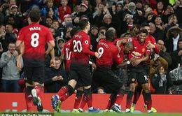 VIDEO Man Utd 4-1 Fulham: Quỷ đỏ hồi sinh