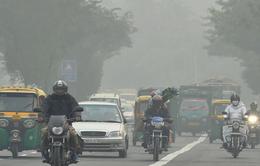 Ô nhiễm không khí - nguyên nhân gây tử vong hàng đầu tại Ấn Độ