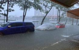Mưa kéo dài gây ngập cục bộ tại Đà Nẵng