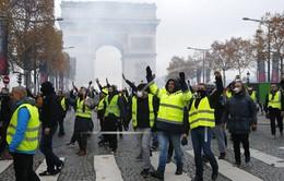 """Pháp: 31.000 người tham gia biểu tình của phe """"Áo vàng"""""""