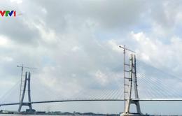 Hoàn thành toàn bộ cầu Vàm Cống vào tháng 2/2019
