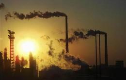 Lượng khí thải CO2 đột ngột tăng mạnh trở lại từ năm 2017