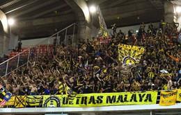 AFF Cup 2018: CĐV Malaysia được thưởng vé xem chung kết lượt đi