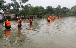 Quảng Trị: Đã tìm thấy hai thi thể nạn nhân bị nước cuốn trôi mất tích
