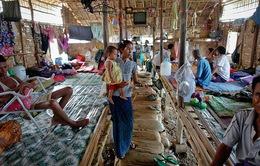 HIV lây lan nhanh ở tây bắc Myanmar do tiêm chích ma túy