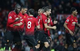 Kết quả bóng đá sáng 9/12: Man Utd 4-1 Fulham, Bournemouth 0 - 4 Liverpool, Chelsea 2-0 Man City, Espanyol 0-4 Barcelona...