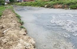 Bắc Ninh: Người dân ngộp thở vì làng bún ô nhiễm
