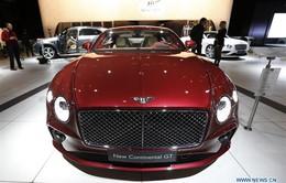 600 mẫu xe mới đổ bộ triển lãm xe hơi quốc tế tại Brussels