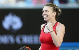Australia mở rộng 2018: Halep, Pliskova giành quyền vào tứ kết
