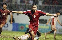 Cầu thủ người Nam Định sang Hàn Quốc thi đấu