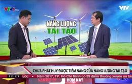 Hướng đi nào cho sản xuất năng lượng sạch?