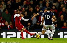 Vòng 21 Ngoại hạng Anh, West Bromwich 1-1 Arsenal: Chia điểm nhọc nhằn!