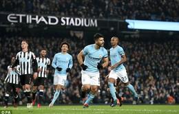 TRỰC TIẾP BÓNG ĐÁ Ngoại hạng Anh: Man City 3-1 Newcastle (H2)