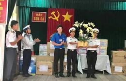 Đà Lạt tặng Trường Sa 40 tấn nông sản