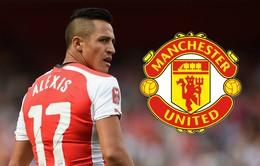 Alexis Sanchez và những cuộc đào tẩu rúng động khỏi Arsenal