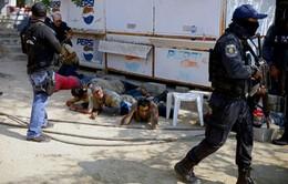 Nhiều người thiệt mạng do bạo lực tại Mexico
