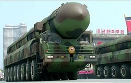 Hàng chục tên lửa xuyên lục địa Triều Tiên sắp tham gia duyệt binh