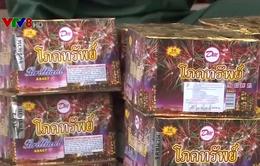 """""""Nóng"""" buôn lậu ở vùng biên giới tỉnh Kon Tum"""