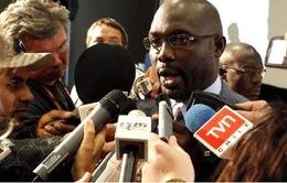 Tân Tổng thống Liberia tự giảm lương vì kinh tế khó khăn