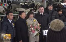 Khánh thành tổ hợp chăn nuôi công nghiệp đầu tiên tại Moskva
