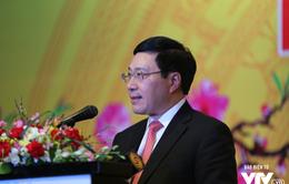 Bài phát biểu của PTTg Phạm Bình Minh tại buổi gặp mặt Đoàn Ngoại giao dịp Tết Mậu Tuất 2018