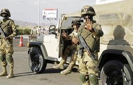 Ai Cập phát động chiến dịch chống khủng bố