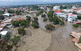 Mưa lũ nghiêm trọng ở Bolivia