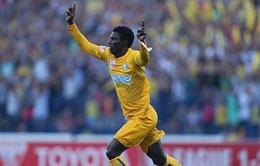 AFC Cup 2018, FLC Thanh Hóa 1-0 Global Cebu: Tiến Dũng bắt chính, Omar ghi bàn duy nhất