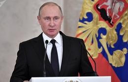 Tổng thống Nga: Phương Tây sẽ mệt mỏi vì lệnh trừng phạt Nga