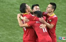 VIDEO: Tổng hợp diễn biến Tampines Rovers 0-2 Sông Lam Nghệ An (AFC Cup 2018)
