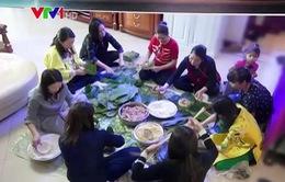Tết ấm áp của các cô dâu Việt tại Trung Quốc