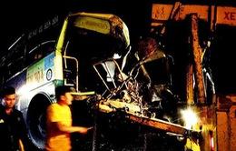 Đồng Nai: Xe khách đối đầu xe bus, 7 người thương vong