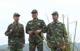 Bộ đội Biên phòng giữ vững an ninh vùng biên dịp Tết