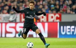 Neymar báo tin cực buồn cho PSG trước thềm đại chiến với Real Madrid