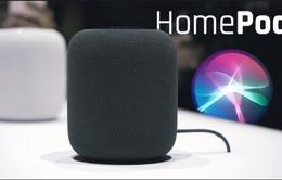 Apple ra mắt loa thông minh Homepod