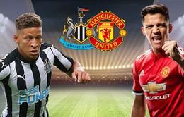 Newcastle – Man Utd: 3 điểm cho thầy trò Jose Mourinho (Vòng 27 Ngoại hạng Anh)