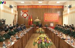 Thủ tướng thăm và chúc Tết Bộ Tư lệnh Quân khu 5