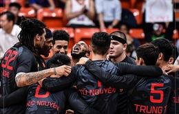 ABL 2017 - 2018: Saigon Heat giành chiến thắng thuyết phục