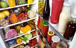 Không nên tích lũy nhiều thực phẩm trong những ngày Tết