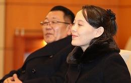 Em gái ông Kim Jong-un gặp Thủ tướng Hàn Quốc