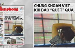 Thị trường chứng khoán Việt Nam lao dốc kỷ lục: Cơ hội trong khó khăn