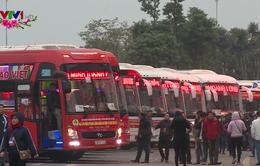 Hà Nội miễn phí đưa hơn 32.000 lao động về quê đón Tết