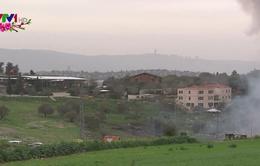 Nguy cơ leo thang xung đột Israel - Syria