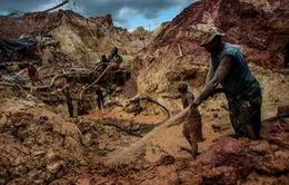 Venezuela truy quét mỏ vàng lậu