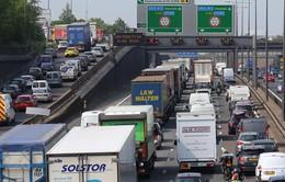 Thủ đô London có nhiều vụ tắc nghẽn giao thông nhất thế giới